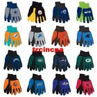 NFL-Wincraft NFL Two Tone Cotton Jersey Gloves- Pick Your Team - FREE SHIPPING $8.99 USD on eBay