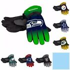 Forever Collectibles - NFL - Gradient Big Logo Insulated Winter Gloves - Unisex on eBay