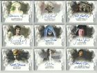 2017 Topps Star Wars Masterwork Horizontal Auto Autograph Card - YOU PICK $24.95 USD on eBay