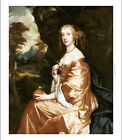 """SIR PETER LELY """"Portrait Of Penelope Nicholas"""" print various SIZES available"""