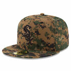New Era Chicago White Sox Digital Camo 2016 Memorial Day 59FIFTY Fitted Hat