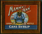 MAMMY ANN CANE SYRUP LABEL REPRODUCTION FRMD