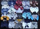 Baby Boy Newborn 0/3 3 Months Fall Winter Clothes Outfits Lot *Free Shipping*