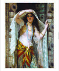 "WILLIAM CLARKE WONTNER ""Safie"" new CANVAS see our shop! various SIZES, BRAND NEW"