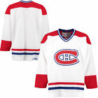 CCM Montreal Canadiens White 2016 Alumni Winter Classic Team Premier Jersey