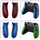 Textured Grip Rear Handles Side Rails for Microsoft Xbox One S One X Controller