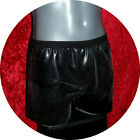 Latex Boxer Shorts  schwarz