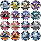 "Wincraft NFL 12.75"" Round Wall Clock - Pick Your Team - FREE SHIPPING $34.99 USD on eBay"