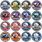 """Wincraft NFL 12.75"""" Round Wall Clock - Pick Your Team - FREE SHIPPING $34.99 USD on eBay"""