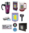 ASTON VILLA FC - Official Football Club Merchandise (Gift, Xmas, Birthday)