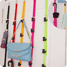 1pcs Over Door Hanging Lanyard Hanger Handbag Storage Organizer Hook