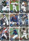 2016 Bowman Draft Baseball cards - Complete Your Set !!