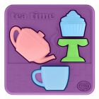 ONE The Original Green Toys 3D Tea Time Puzzle Eco Toy Made in USA Color Vary Br