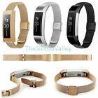 Milanese Stainless Steel Wrist Band Mesh Bracelet Strap Clasp For Fitbit Alta HR