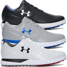 Under Armour Mens Performance SL Breathable Waterproof UA Storm Golf Shoes