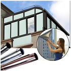 Solar Reflective One Way Mirror Privacy Window Film Glass Sticker New Useful New
