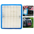 Flat Air Filter For Briggs Stratton Cartridge 491588 491588S 5043 399959
