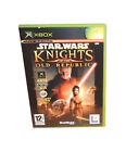 Star Wars Knights of the Old Republic (Microsoft Xbox, 2003) - European Version