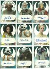2017 Topps Star Wars The Last Jedi Auto Autograph Card - YOU PICK $15.69 CAD on eBay