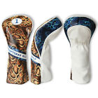 Golf Headcovers Wood Covers For Driver Fairway 3 Wood 5-Wood Taylormade Callaway