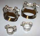 Stainless Steel Hinge Bolt Clamp Hose Clamps Band Clamp Clamping Bake Clamps