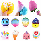 Kid Adults Sensory Squishy Squeeze Ball Anti Stress ADHD Relief Autism Toys UK