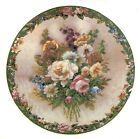 Victorian Framed Flower Bouquet Select-A-Size Waterslide Ceramic Decals Xx image