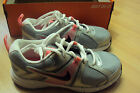 NEW NIKE DART 10 GIRLS Sz 2Y Youth SHOES 580463 002 Silver P