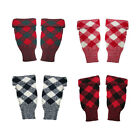 Tartanista Mens Tartan Kilt Hose Top In 4 Colourways Red Green White Navy Black