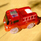 1PC Kids Electronics Car for Magic Track Toys Flashing Lights Educational Gift