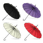 wind proof umbrella - Pagoda Parasol Wind-proof /Waterproof Umbrella Wedding Bride Parasol 4 Colors