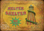 HELTER SKELTER  VINTAGE STYLE FUNFAIR CIRCUS METAL SIGN : 3 SIZES TO CHOOSE