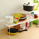 Foldable Racks Kitchen Storage Shelving Shelf Holder Organizer Home Bathroom JR