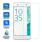 Premium Tempered Glass Screen Protector Protective Cover For Sony Xperia Models