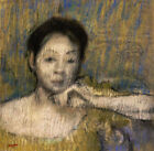 EDGAR DEGAS Woman Impressionist CANVAS OR PAPER choose SIZE, from 55cm up, NEW