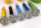 Pikachu Pokemon Monsters Kids Children Boys Birthday Party Gift Wrist Watch