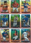 2012 Bowman Chrome Prospect Refractor Baseball cards - Pick the ones you need!!