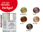 Farbgele Colaxy PREMIUM UV Colour Metal Gel 1 Liter METALLIC Farben 1000 ml