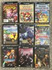Nintendo GameCube Games - Mario Super Smash Bros. Pokemon Starfox & Many More!!!
