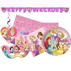 Disney PRINCESS DREAMING Birthday Party Range Tableware Balloons Decorations{1C}