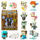 Minecraft Mini Figures Wood Series 10 *Choose Your Favourites*