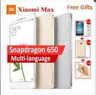 "Original 6.44"" Xiaomi Mi Max Hexa Core 4850mAh 16MP 4G LTE Cell Phone Smartphone"