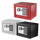 Personal Digital Key Electronic Security Steel Safe Box Strongbox Home Office
