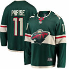 Fanatics Branded Zach Parise Minnesota Wild Green Breakaway Player Jersey
