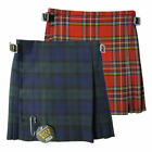 Boys & Babys Glen Appin Scottish Tartan Kilts - Made In Scotland