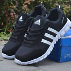 FASHION Men Women SHOES LADIES PUMPS TRAINERS LACE UP MESH SPORTS RUNNING CASUAL