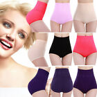 Womens' High Waist Body Shaper Tummy Briefs Panty Slim Waist Shapewear Underwear