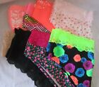 PINK Victoria's Secret Panties LARGE HIPSTER LOW RISE EXTRA LOW RISE HIPSTER