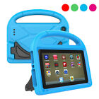 For Amazon Kindle Fire 7 2017 7th Gen Kids Safe EVA Rubber Shockproof Stand Case