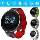 Smart Watch Heart Rate Blood Oxygen Blood Pressure Fitness Tracker Activity NEW